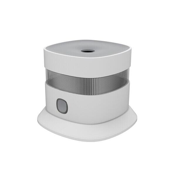 Wireless Zigbee smart home fire+water leakage alarm system wifi push zigbee fire water leakage sensor alarm message - 6