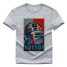 Fashionable Camisetas Vader T Shirts Men and women Star Wars Casual Hip Hop Summer New Short