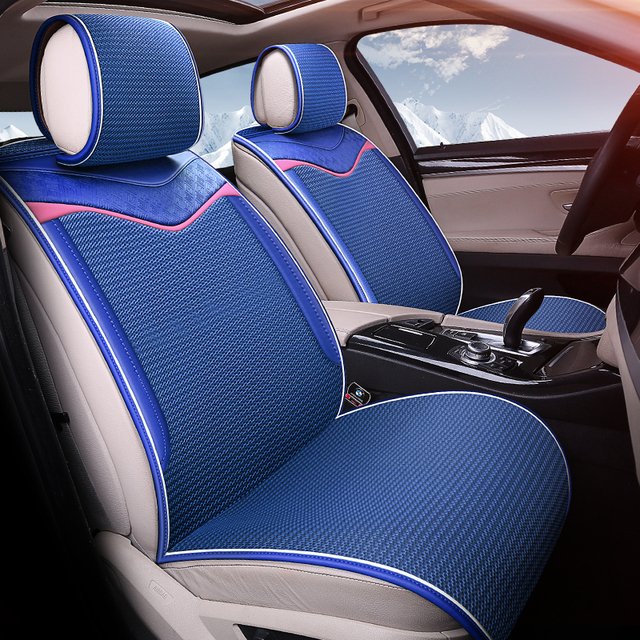 Breathable Cool Car Cushions Free Bundle Seat Cover Styling For Honda Accord Civic CRV