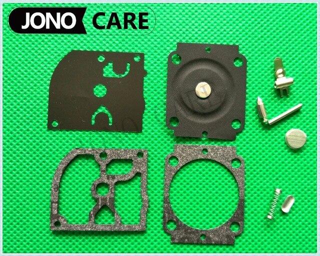 Carburetor Rebuild Kit for ZAMA/Stihl RB-155 RB-164 RB-180 GND-88 BG66 C1M-S144, C1M-S144A, C1M-S144B, C1M-S144D Spare parts