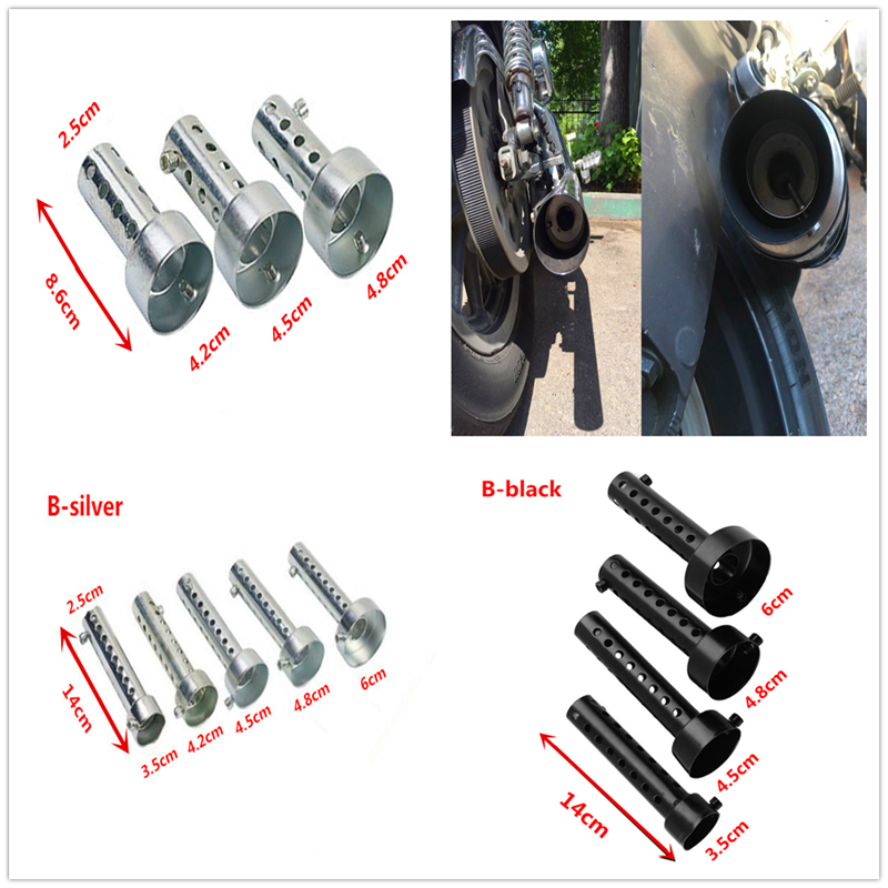 new Motorcycle Exhaust Muffler DB Killer Silencer Sound Eliminator for Ducati 999 S R DIAVEL CARBON S4RS STREETFIGHTER S 848