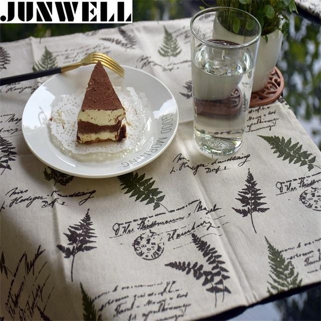 Superbe 4pcs/lot 50x70cm Linen Cotton Butterfly Printing Dishtowel Kitchen Towel  Cleaning Cloth Tea Towel Table