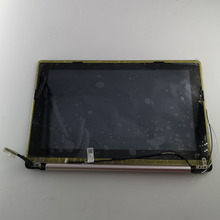 11.6 Inch Voor Asus X202E Montage X202 S200 S200E Lcd scherm Met Touch Screen Een Cover Laptop Scherm Assemblage