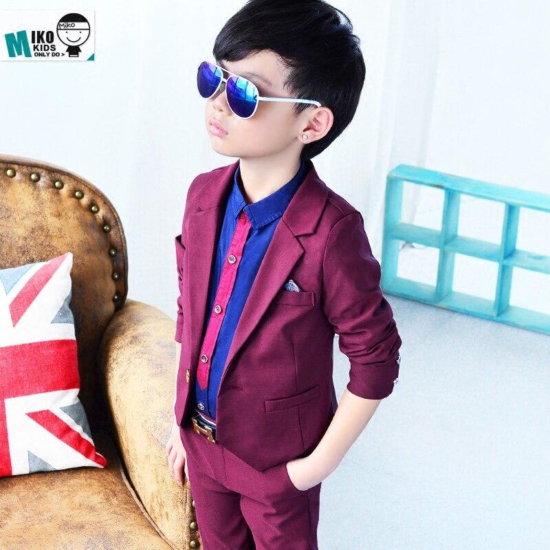 Niño de Baile trajes blazers + pantalones 2 unidades Ropa Del ...