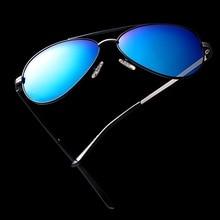 La Vie Brand Fashion Brand Designer Hot Rays Sunglasses Men Women Retro Pilot Sunglasses Polarized Driving Fishing Sun Glasses