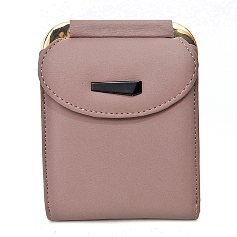 Women Wallet Female Leather Purse Short Card Holder Cash Pocket High Quality Fashion Clutch Change Purses Small Ladies Wallets