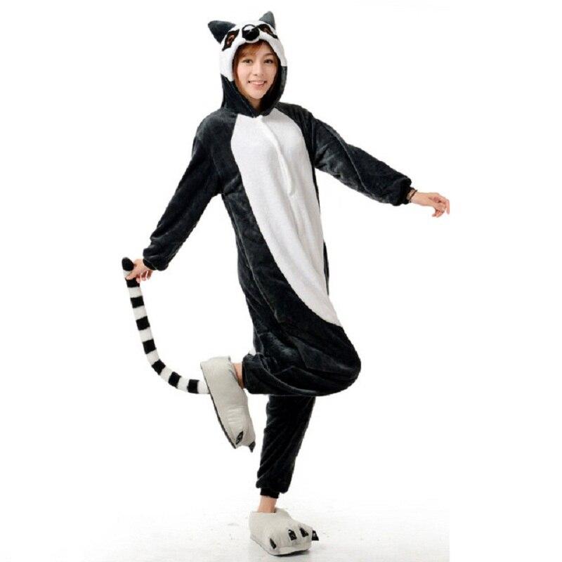 Kugurumi für erwachsene stich einhorn giraffe Koala panda Waschbären lemur chipmunk frosch eule Totoro Bär Kumamon fuchs katze
