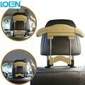 Multifunción Vehículo Bag Asiento Hook Reposacabezas Accesorios Del Coche Auto Sostenedor de la Suspensión de Ropa de Abrigo Chaquetas de Los Trajes del Sujetador Organizador
