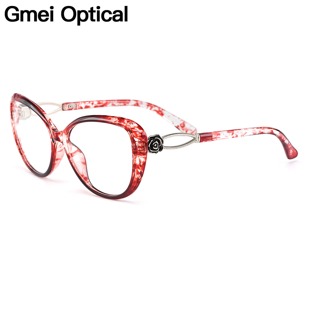 9ff25a11c314a US  10.99. US  49.95. -78%. NEW. Gmei Optical Stylish Colorful Urltra-Light  TR90 Women Full Rim Optical Eyeglasses Frames Female Plastic Myopia Eyewear  ...