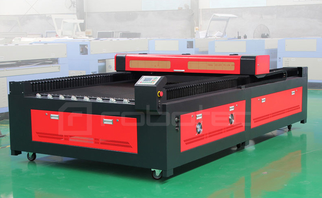 Good Sell Laser Nonmetal Cutting Machine CO2 150w 180w 200w Laser Cutting Machine 1325 1525 2030