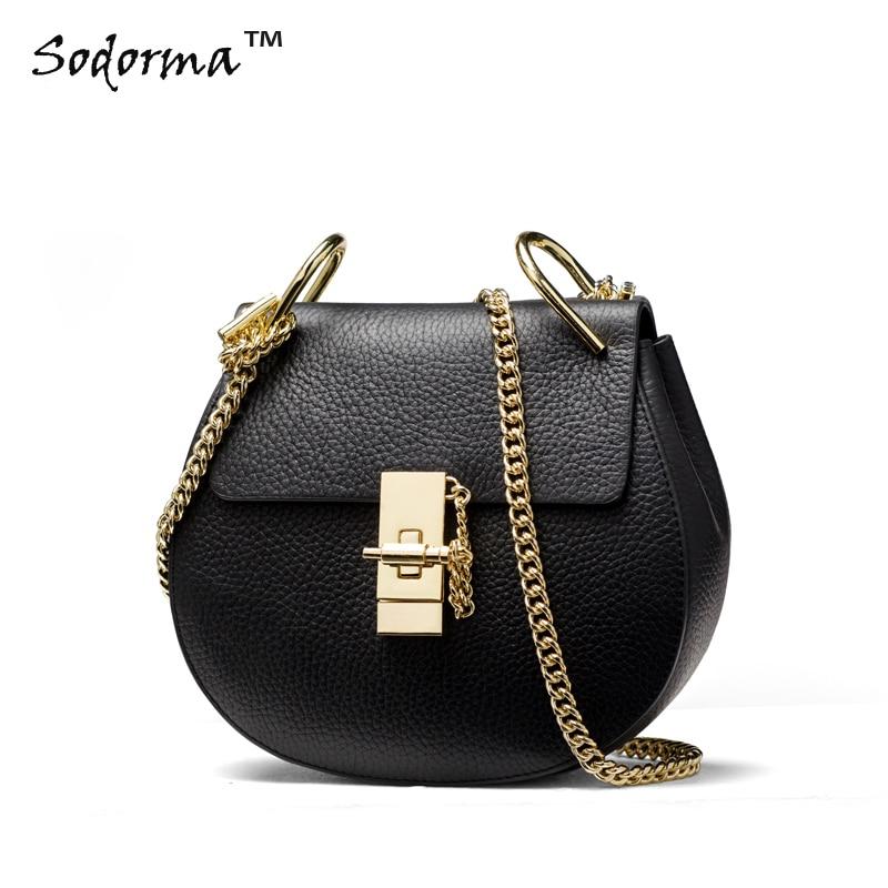 Genuine leather cowhide women Drew Mini Calftassel messenger bag shoulder bag Rucksack hasp closure цена и фото