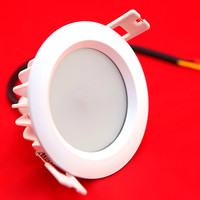 High Quality 12W 20W 30W COB LED Downlight AC85 265V With Warm Or Cool White Cob