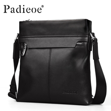Padieoe Luxury font b Men b font font b Bag b font Genuine Leather font b