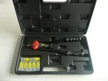17 «440mm M3 M4 M5, M6, M8, M10 M12 Main Rivoir Rivet Gun, Rivetage outils Avec Système de Réglage de Noix M3-M12 BT607