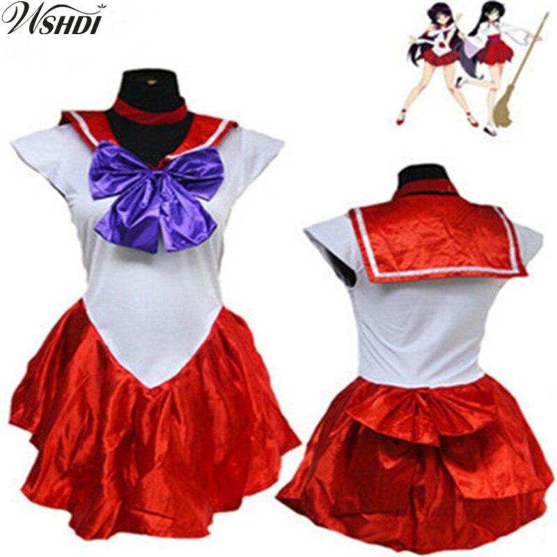 Halloween Anime Costume Show Sailor Moon Month Rabbit Cosplay Dress for Girls