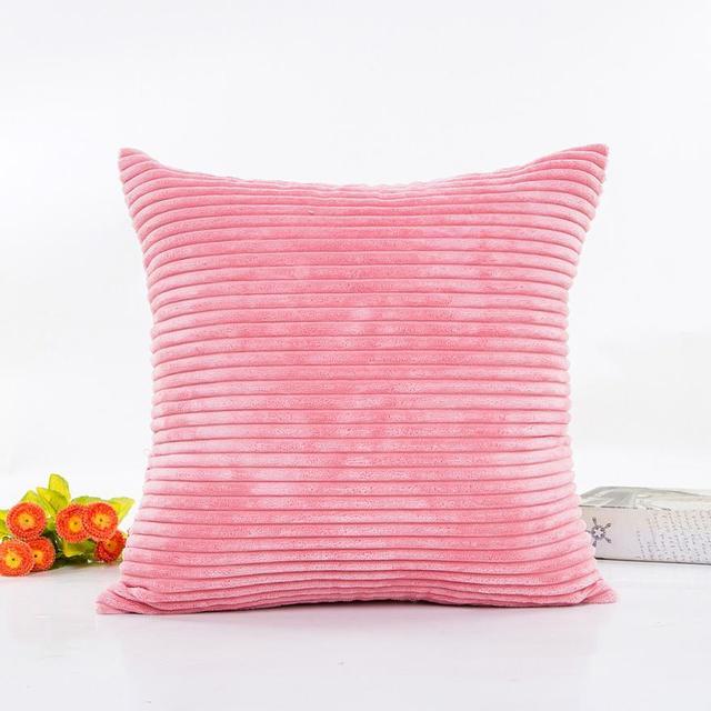 Plush Pillow Sofa Waist Throw Cushion pillow cushion seat cushions dining room chairs decorative pillow cushions anime cushion#7