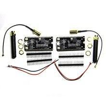 LILYGO®TTGO 2 шт./лот ESP32 SX1276 LoRa 868/915 МГц Bluetooth Wi-Fi Lora интернет антенна макетная плата для Arduino