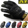 Ejército Militar Guantes Tácticos MECHANIX Edición Estupenda En General Al Aire Libre guantes Llenos Del Dedo Motocycel Mittens Wholesale