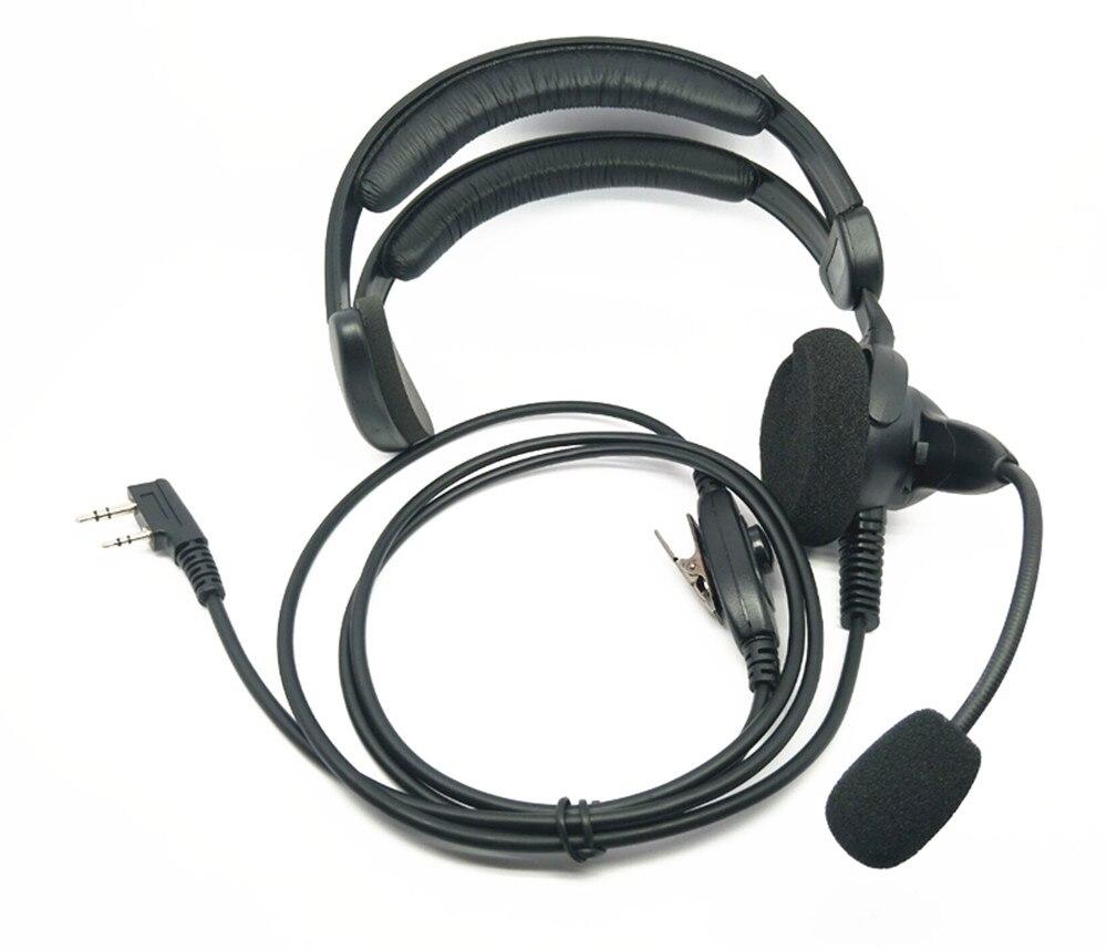 Baofeng Earpiece Earphone Headset  for UV-5R Plus BF-888s GT-3 Two way Radio LN
