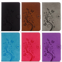 Luxury Printing Stand Pu Leather Case Cover For Samsung Galaxy Tab A 8 0 T350 T355