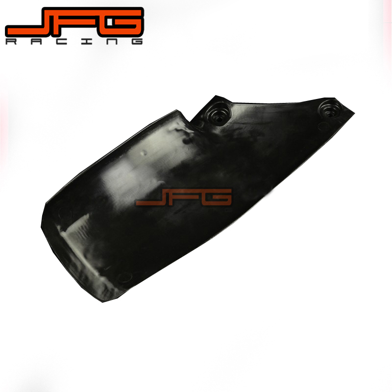 MUD FLAP GUARD SPLASH PROTECTION FOR KTM SX SXF 125 250 525 EXC XC 200 300 350 530 DIRT BIKE MOTORCYCLE PARTS motorcycle front rider seat leather cover for ktm 125 200 390 duke