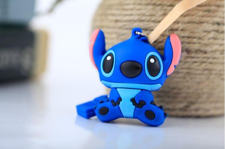 Hot Stitch 3D Plate usb flash drive Cartoon USB Flash Drive Memory Stick/disk/Pendrive S38 Gift BB creative Pendrive