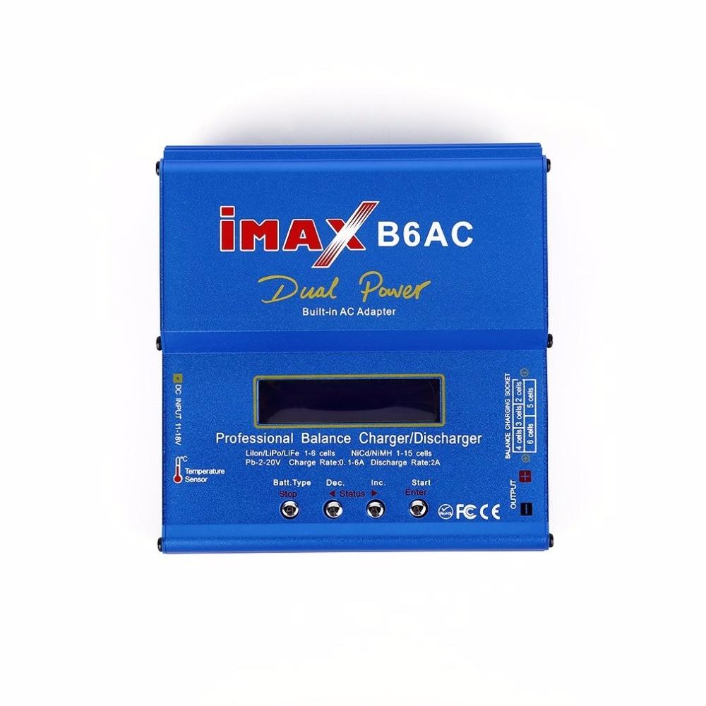 1 компл. IMAX и на B6 B6AC/В8 с 2S-6S Аккумулятор баланс зарядное устройство кабель Аллигатор клипы T Вилка или tamiya штекер