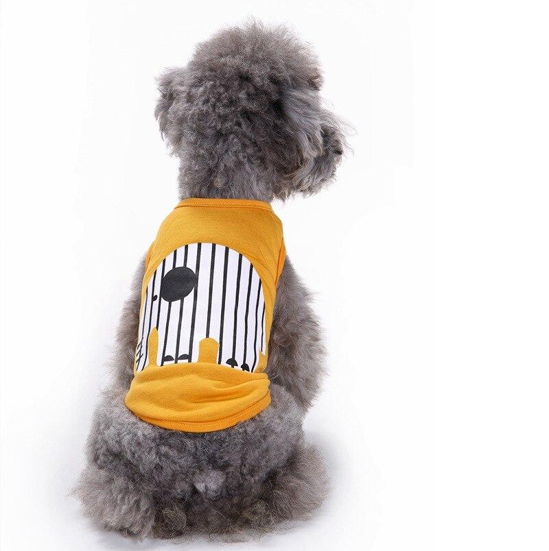 Hond Vesten Olifant Katoen Puppy Merk T-shirts Hond Zomer Kleding - Producten voor huisdieren