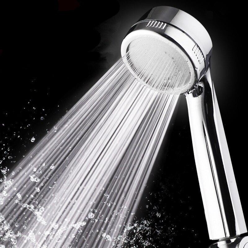 PVIVLIS Shower 30 Hemat Air Kepala Kamar Mandi Faucet Meningkatkan Tekanan Kuat ABS Kualitas