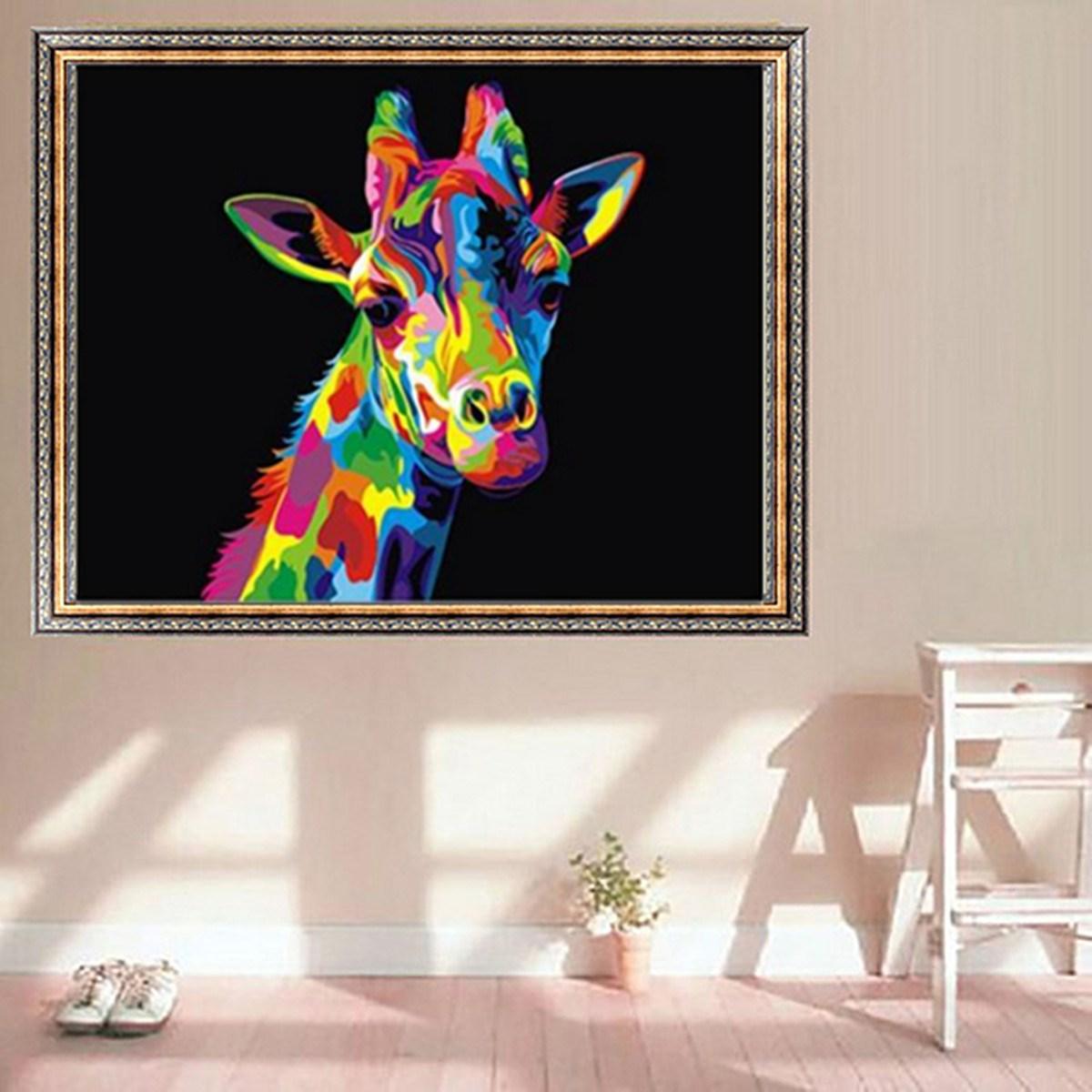 Giraffe print wall stickers sticker creations online get giraffe print wall decals aliexpress com amipublicfo Gallery