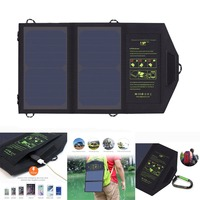 Mobile Phone Charger 10W Solar Phone Chargers For IPhone 4s 5 5s SE 6 6s 7
