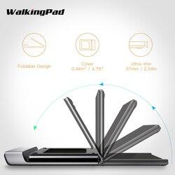 Xiaomi Mijia WalkingPad bieżni A1 elektryczne sprzęt Fitness inteligentny składany automatyczna kontrola prędkości pojazd kroczący 2