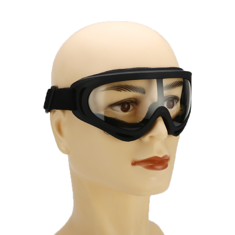 Anti-UV Welding Dust-proof Glasses For Work Protective Safety Goggles Sport Safety Windproof Tactical Labor Protection Glasses