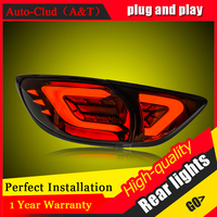 Car Styling LED Tail Lamp for Mazda CX 5 Tail Lights 2013 2016 for CX 5 Rear Light DRL+Turn Signal+Brake+Reverse LED light