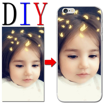DIY Personalized custom photo name Customize printing your design picture cover case For LG X Venture / X Calibur / V9 H700 image