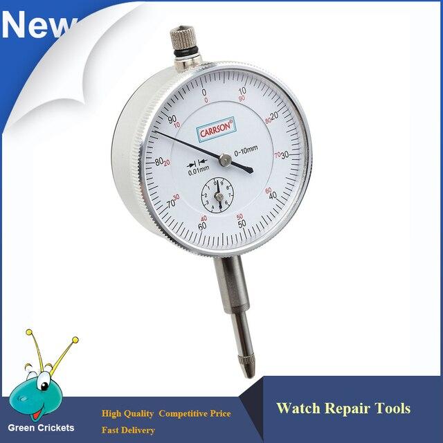 Промышленного класса Ультра Точность 0.01 мм Точность Измерительный Прибор Наберите Индикатор для ремонта часов и промышл