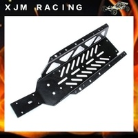 Light Weight Main Frame Chassis For 1 5 Hpi Rovan Km Baja 5b 5t 5sc Rc