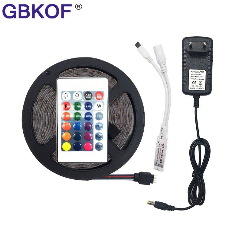 ip65 22,8w//m 24vdc ✅ 0,5m- 20 M DEL RGB-Volume 3-chip 5050 96 DEL//m