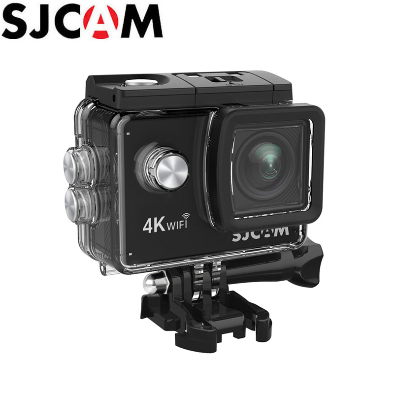 SJCAM SJ4000 AIR Action Camera 4K WIFI Sports DV Full HD Allwinner 2.0 inch LCD Screen Underwater 30m Waterproof SJ 4000 Cam ...