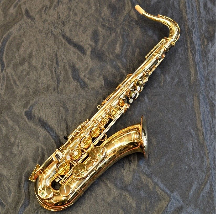 Japan Professional Saxophone YTS-62 Sax Tenor Gold Lacquer Brass Saxofone Musical Instruments Mouthpiece tenor saxophone bb sax wind instrument pure silve surface sax western instruments tenor saxofone musical instruments saxophone