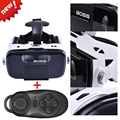 Original VR BOSS Z5 VR 3D Glasses Virtual Reality VR With Microphone and Headset Google Cardboard + Bluetooth Remote Controller