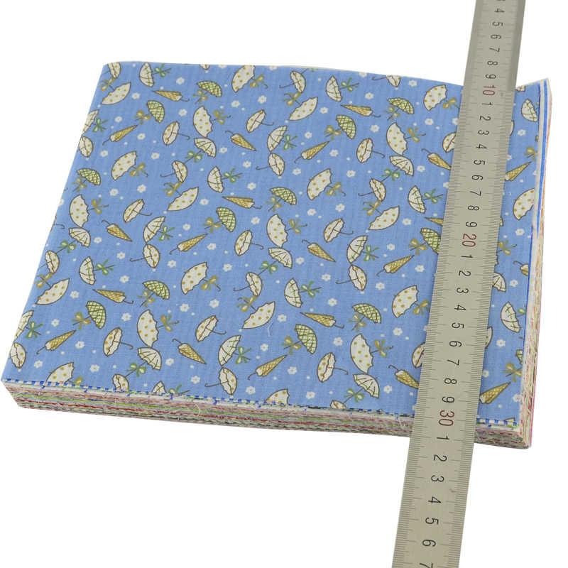 フラワーデザインキルティング生地 Tecido ため Tissu パッチワーク縫製チルダティッシュ綿 100% 生地 80 ピース/ロット 20*24 センチメートルスクラップブッキング
