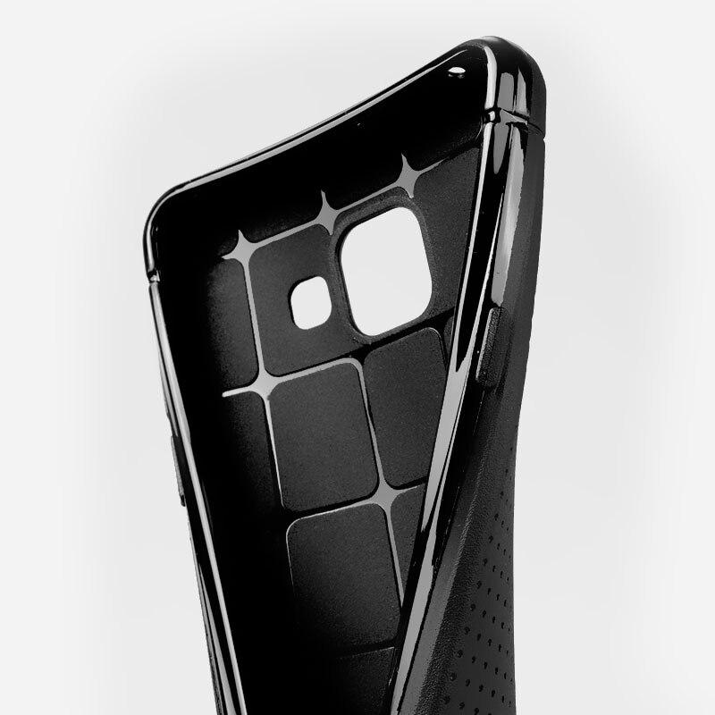 AIORIA Mjukt fodral för Samsung Galaxy A5 2016 Dubbel linje design - Reservdelar och tillbehör för mobiltelefoner - Foto 3