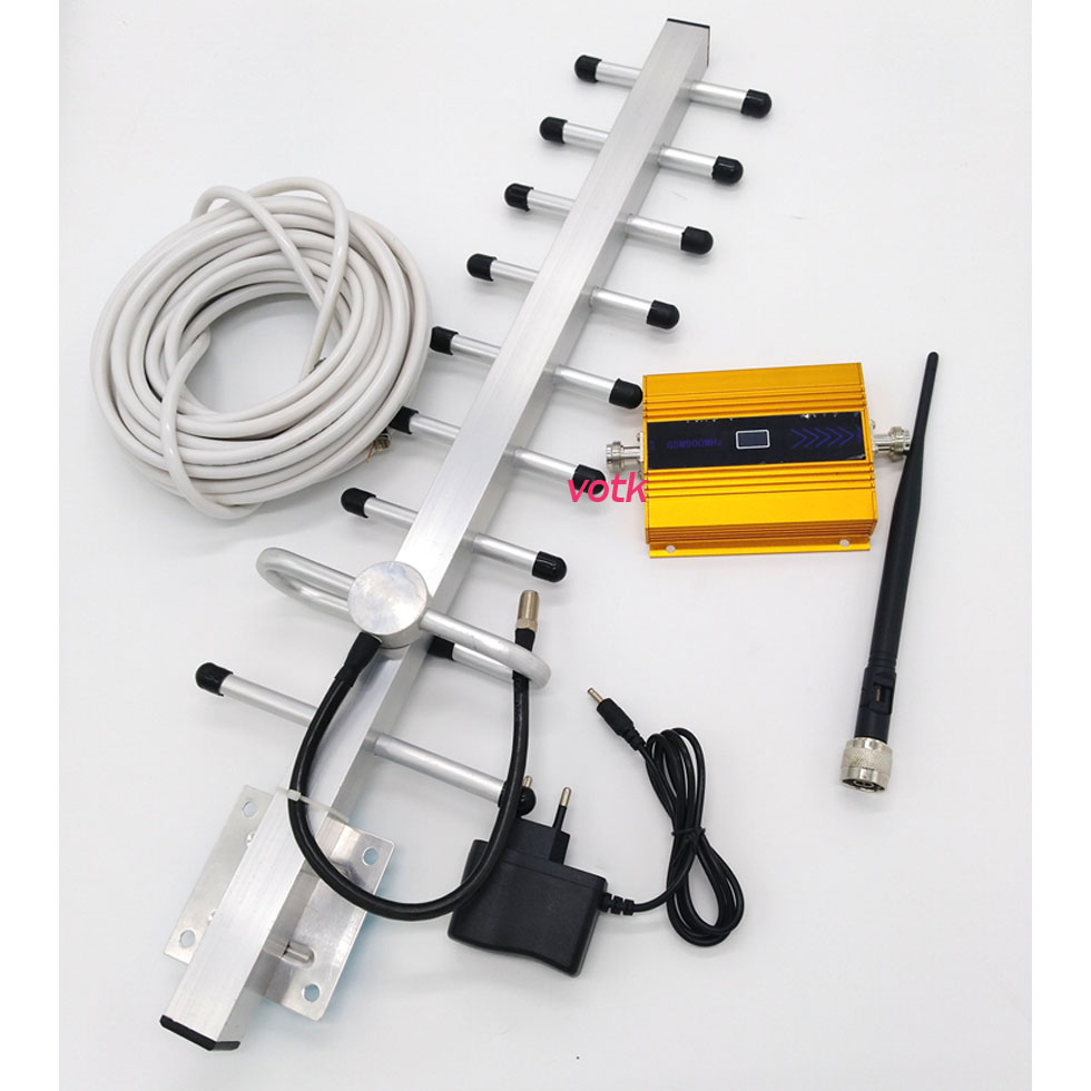 HOT SALE] Mobile GSM Signal booster,900mhz GSM repeater with