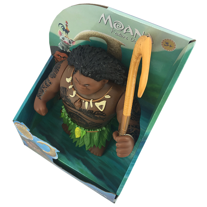 Moana-And-Maui-Action-Toy-Figures-Chick-Heihei-Spotted-Action-Figures-Toys-With-Light-and-Music (1)
