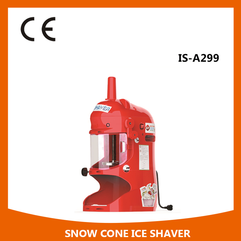 multifunction easy operation 80kg/hr electric smoothie snow cone machine ice crusher machine for commercial