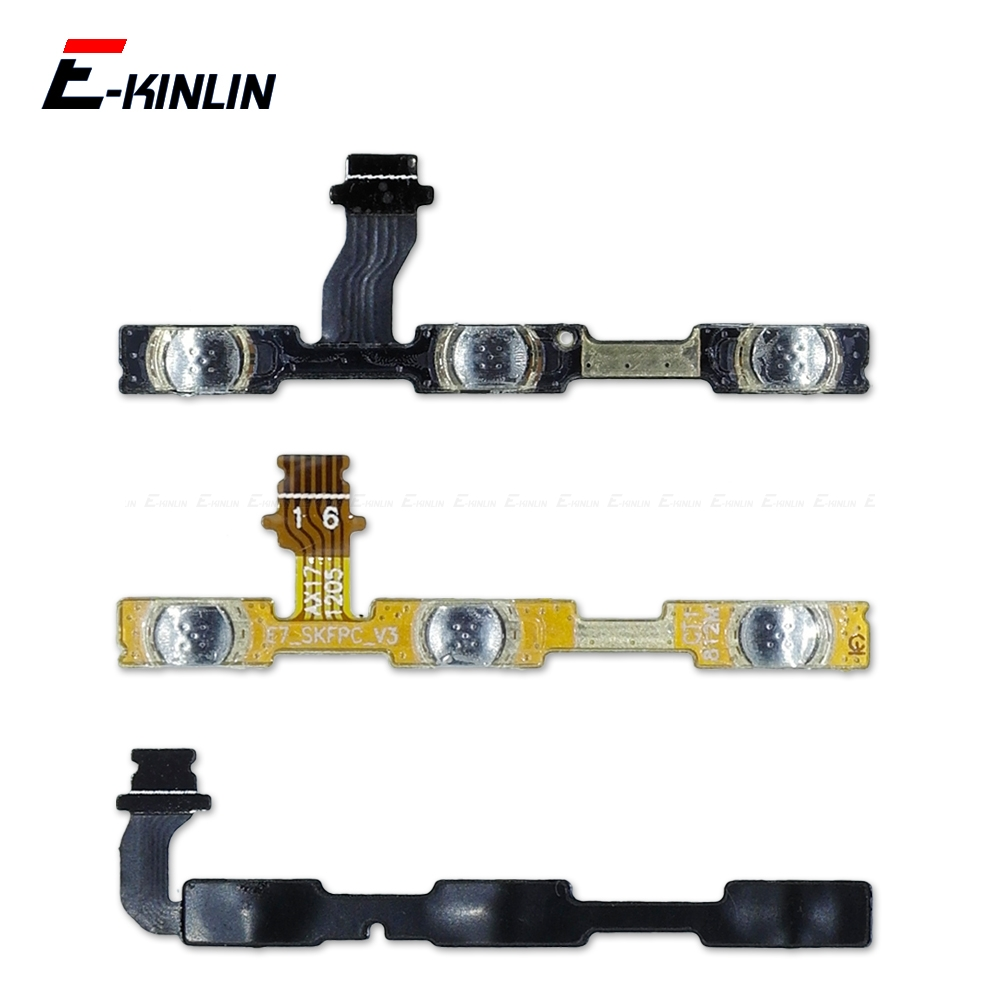 For Xiaomi Redmi 3X 3 3S 4A 5 Plus Note 5 5A 2 4 3 Pro Special Edition 4X Global Power Switch On Off Volume Button Flex Cable