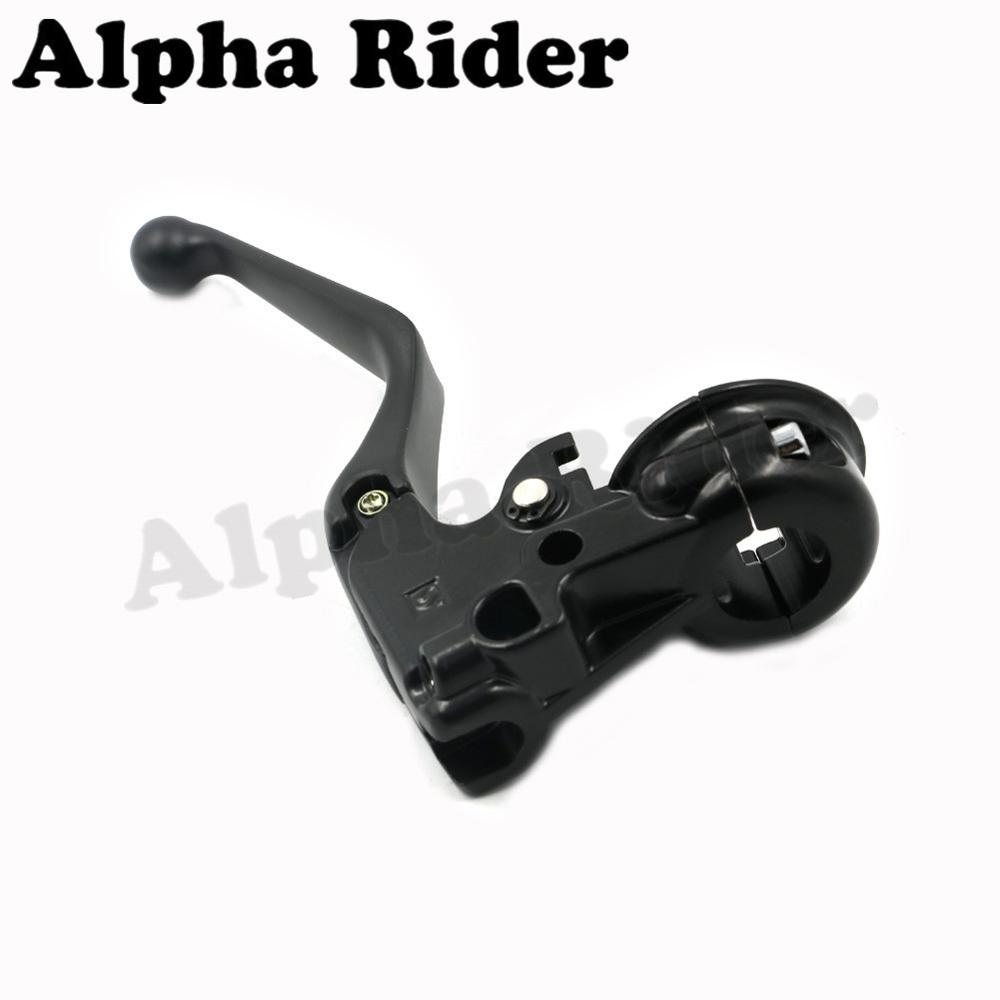 Motorcycle Clutch Perch Mount Bracket w/ Lever for Harley Sportster 48 72 Iron Superlow XL 883 1200 Custom 2014-2017 2016 2015 motorbike brake clutch lever for harley sportster 883 1200 xl883n xl883l xl1200c xl1200 superlow iron custom 2014 2015 2016 2017