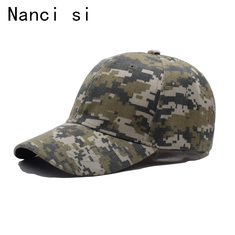 Nanci si 2017 Camouflage Baseball Cap Snapback Caps Casquette Hats Fitted Casual Gorras Hip Hop Dad Hats For Men Women Unisex aetrue brand men snapback women baseball cap bone hats for men hip hop gorra casual adjustable casquette dad baseball hat caps