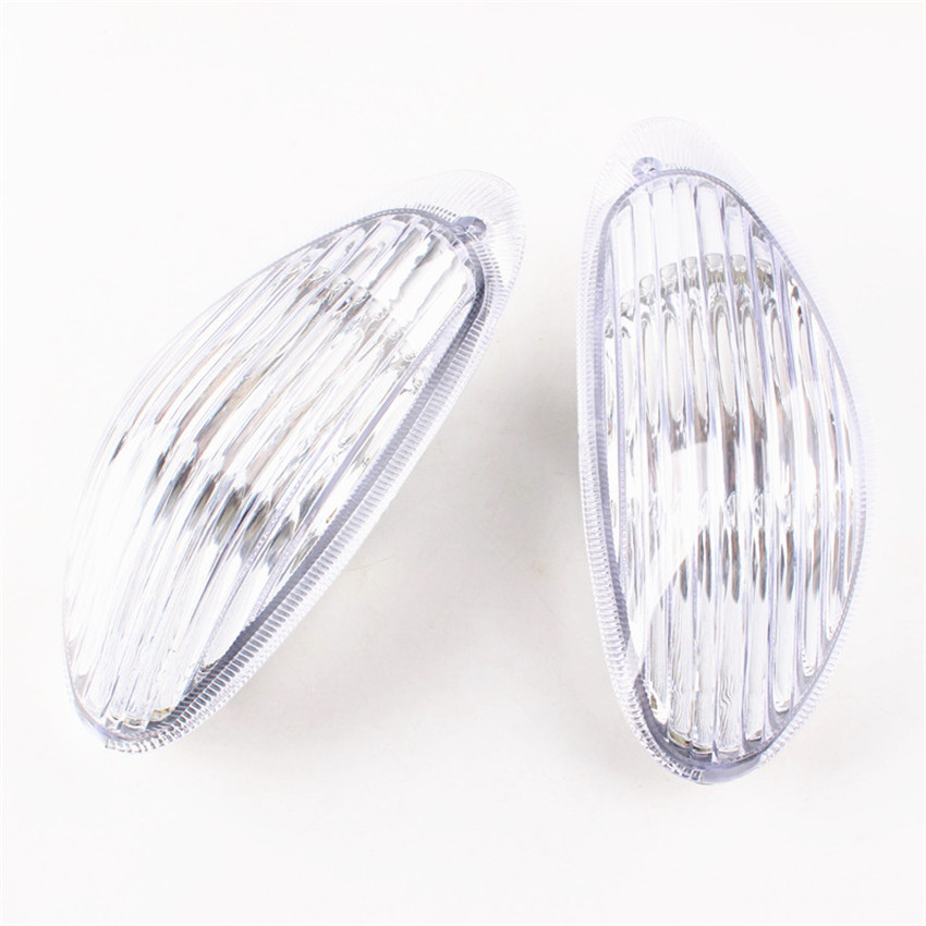 Front Turn Signals Lens For Suzuki KATANA (GSXF) 600 750 GSX 600F 750F 1997-2007 1998 1999 2000 2001 02 03 Clear motorcycle front brake disc rotor for suzuki gsx 600 f 1989 1990 gsx 750 f katana 1998 1999 2000 2001 2002 2003 gold